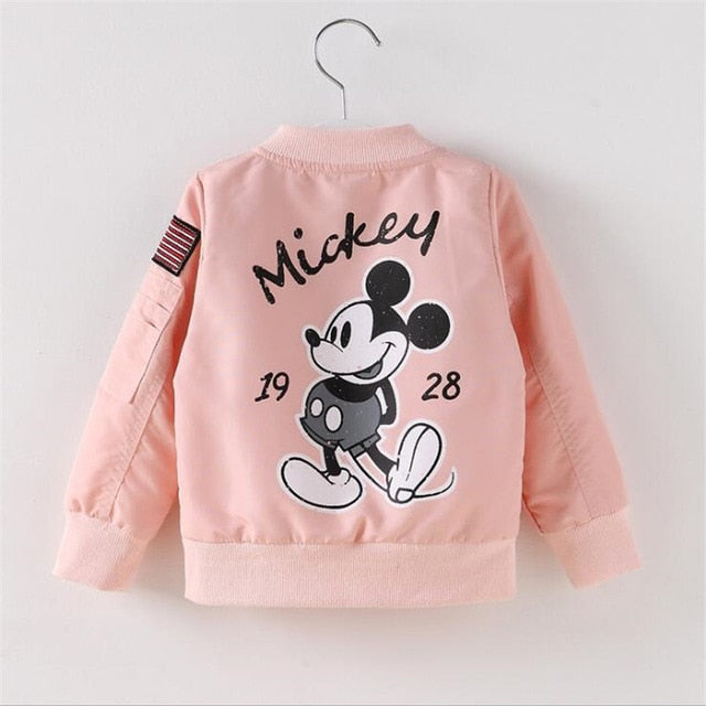 Kids Mickey Outerwear Coat