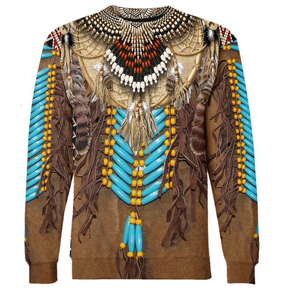 Native Fringed Motifs - PLstar VK