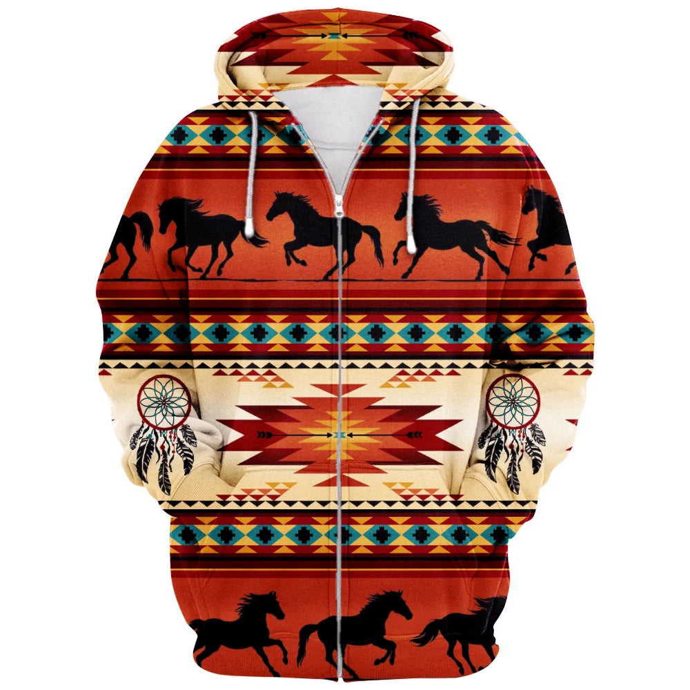 Native Horse Pattern - PLstar VK