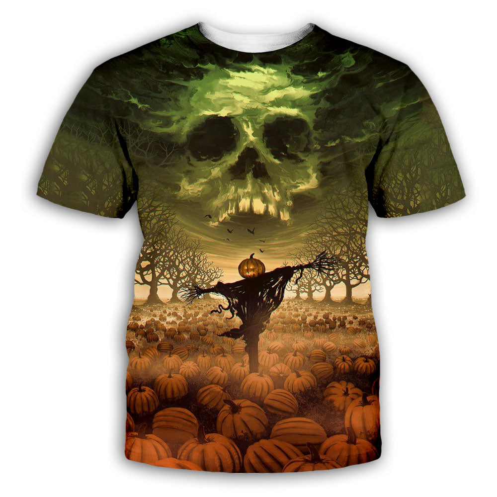 Halloween 3D All Over Printed Art Shirts For Men & Women - PLstar VK