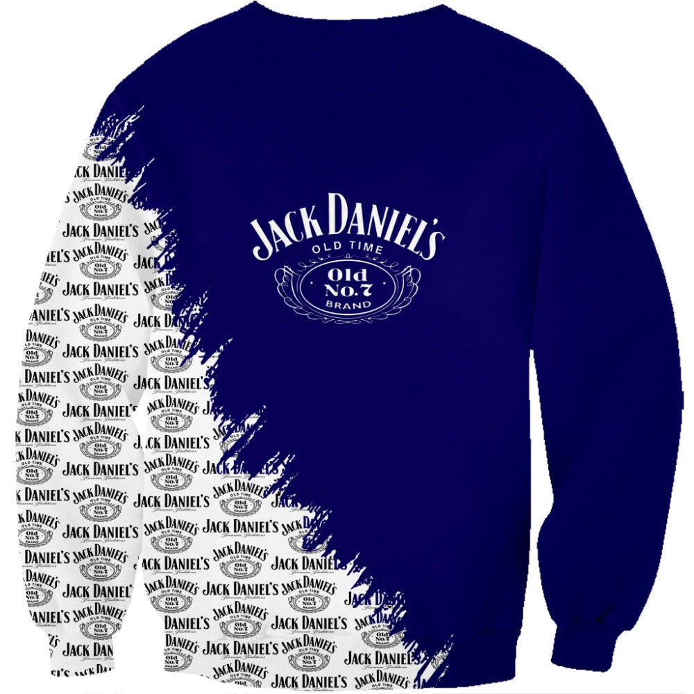 Jack Daniel's 3D All Over Printed Skirt For Women - PLstar VK