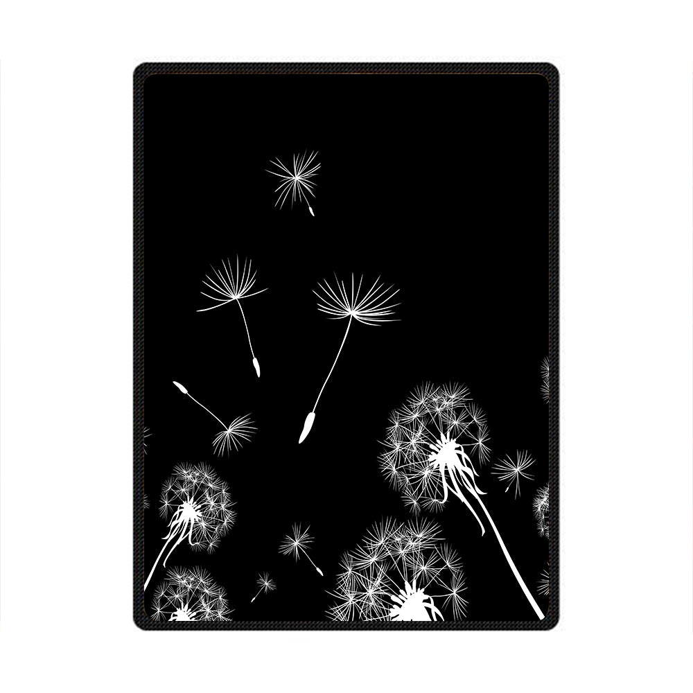 Dandelion 3D All Over Printed Square Blanket - PLstar VK