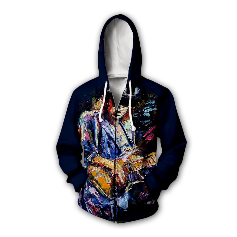 Guitar 3D All Over Printed Art Shirts For Men & Women - PLstar VK