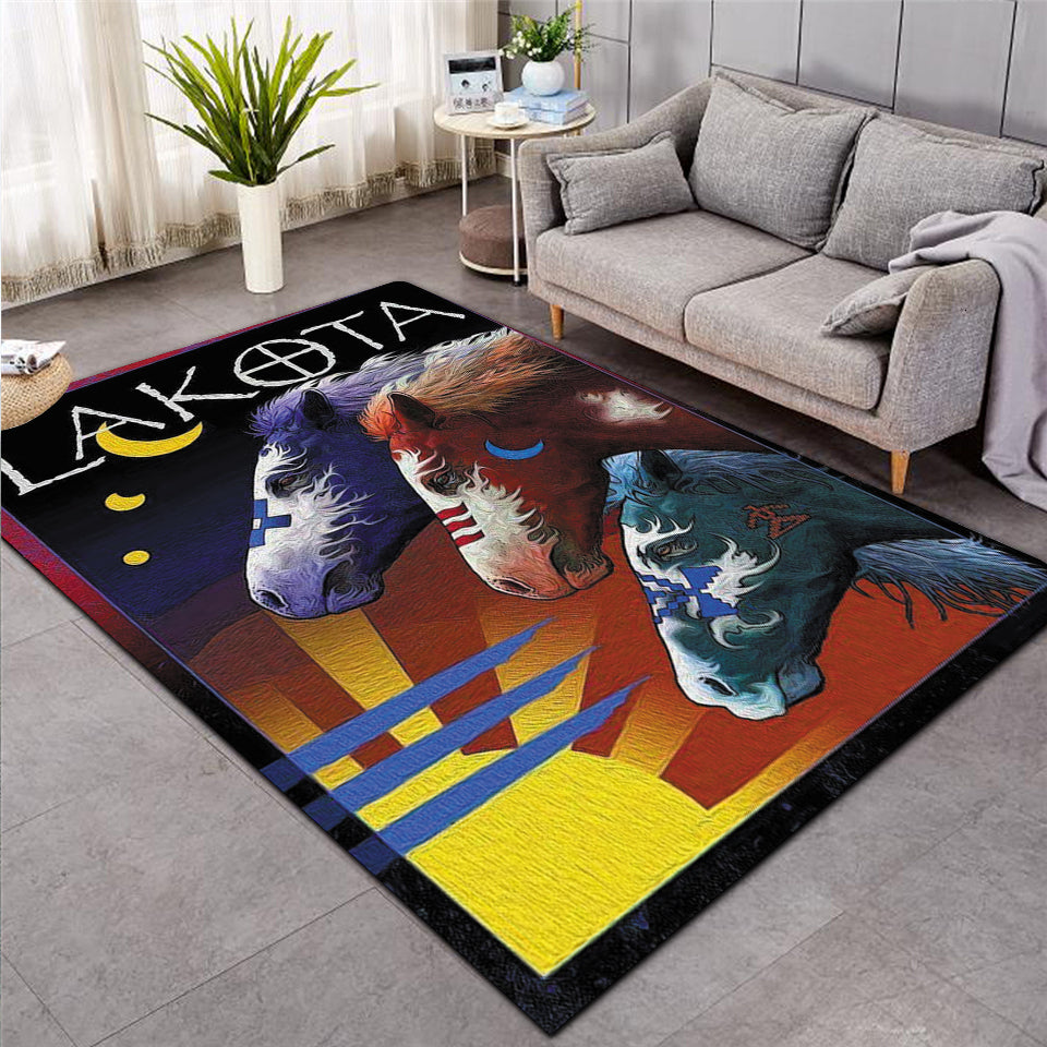 Native Maya Rug - PLstar VK