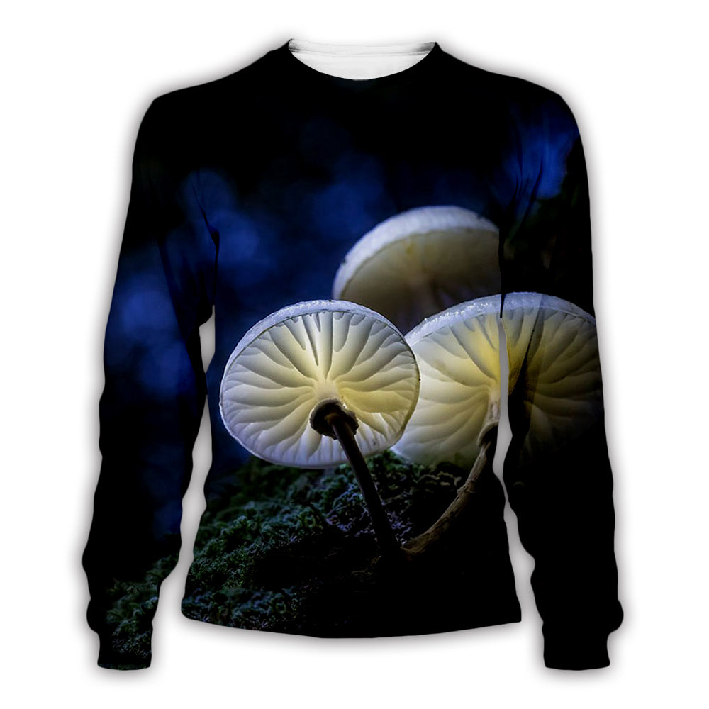 Champignons 3D All Over Printed Shirts For Men & Women - PLstar VK