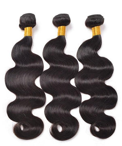 Mink Body Wave Bundle Deals