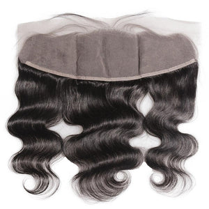 Mink Body Wave Lace Frontal