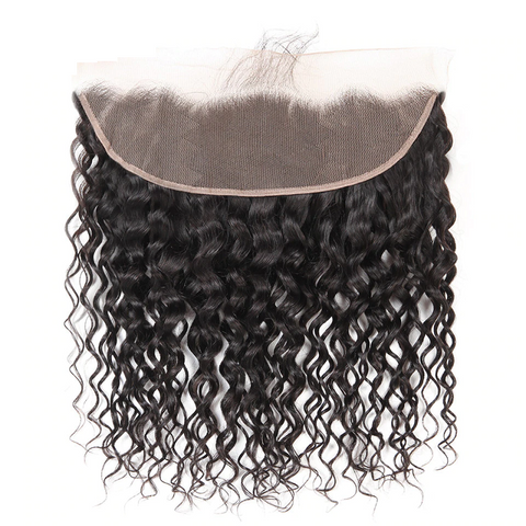 Mink Water Wave Lace Frontal