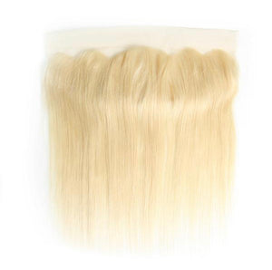 #613 Blonde Mink Straight Lace Frontal