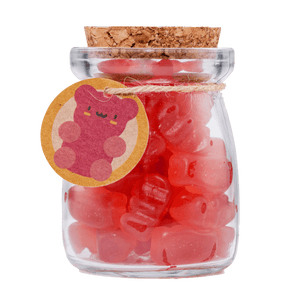 BearEssentials Vitamin Gummy Jar