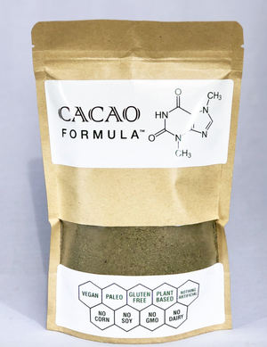 CacaoFormula(TM) ACTIVATE -Superfood Powder 8oz OR 16oz