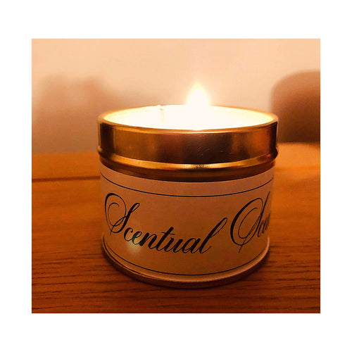 luxury soy Vegan & Eco Friendly Wax Candles and Scented products Strong Fragrance Long Lasting rose gold Scentual Scents!