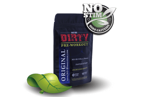 NoStim DIRTY Original Pre Workout