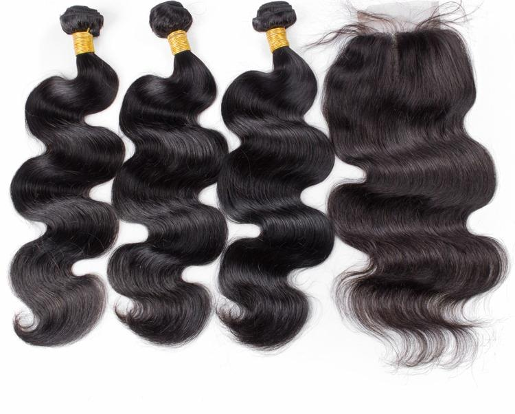 3 bundles with 4x4 Lace Closure Deal