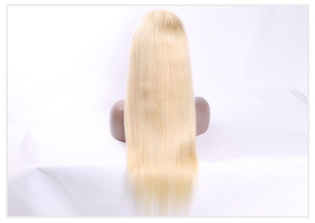 Lori Platinum Blonde Straight Wig