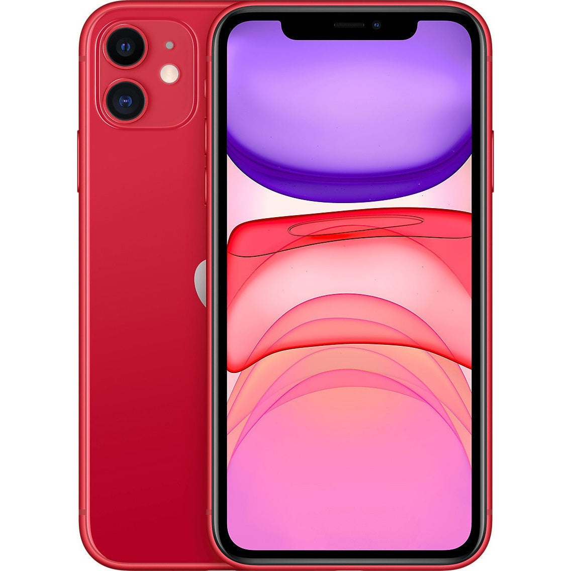 Apple iPhone 11 (64GB) Red