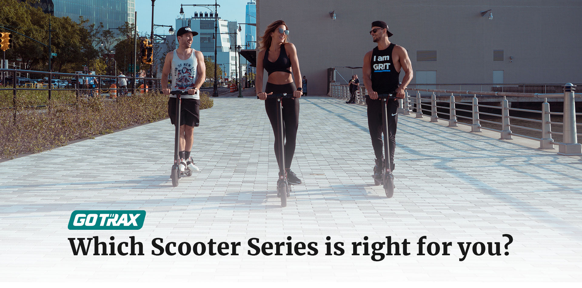 Which scooter is right for you - Desktop