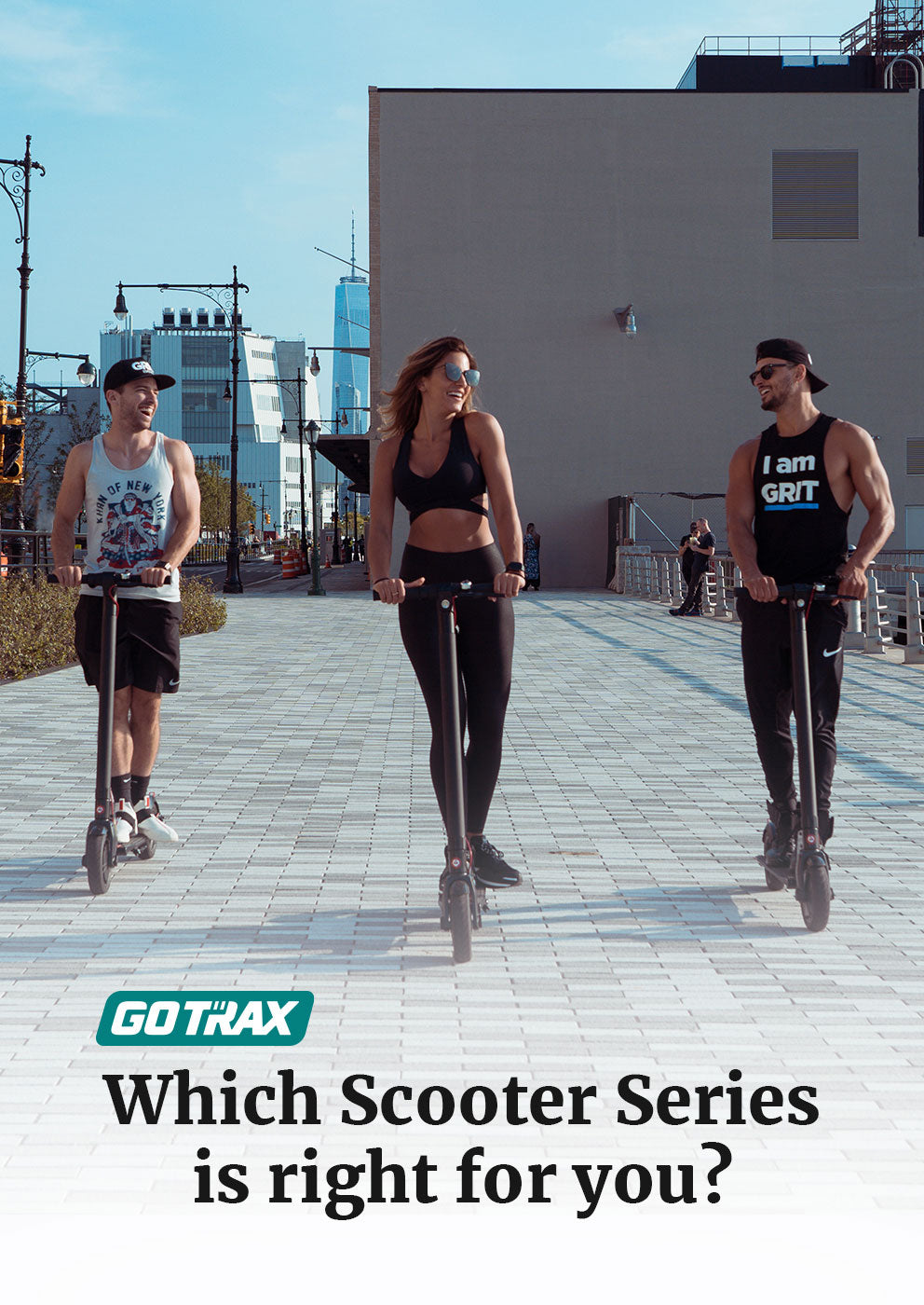 Which scooter is right for you - Mobile