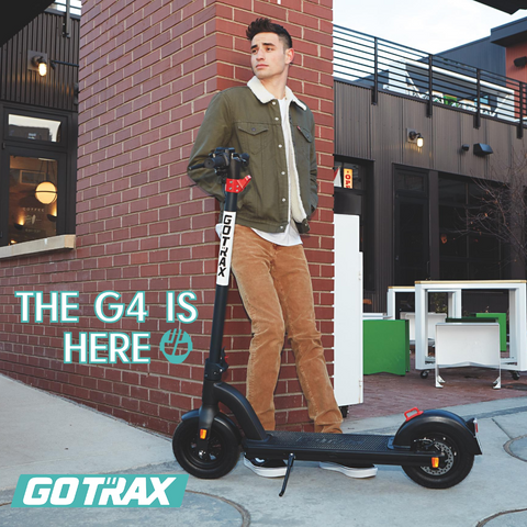 G4 Electric Scooter Giveaway