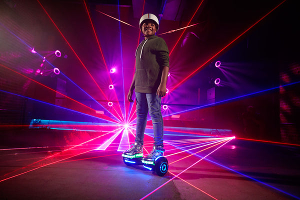 Glide Chrom Hoverboard