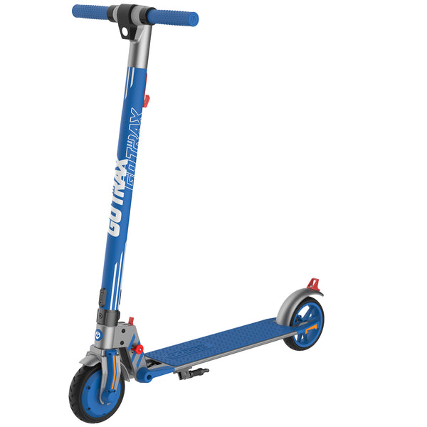 GOTRAX vibe electric scooter in blue