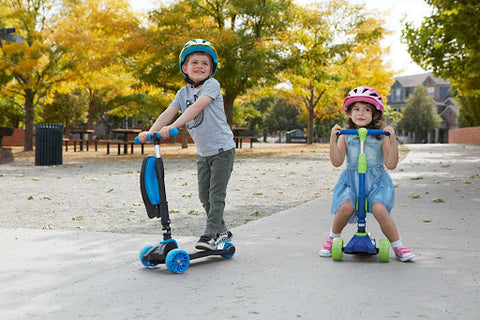 K02-in-1 Kids Scooter