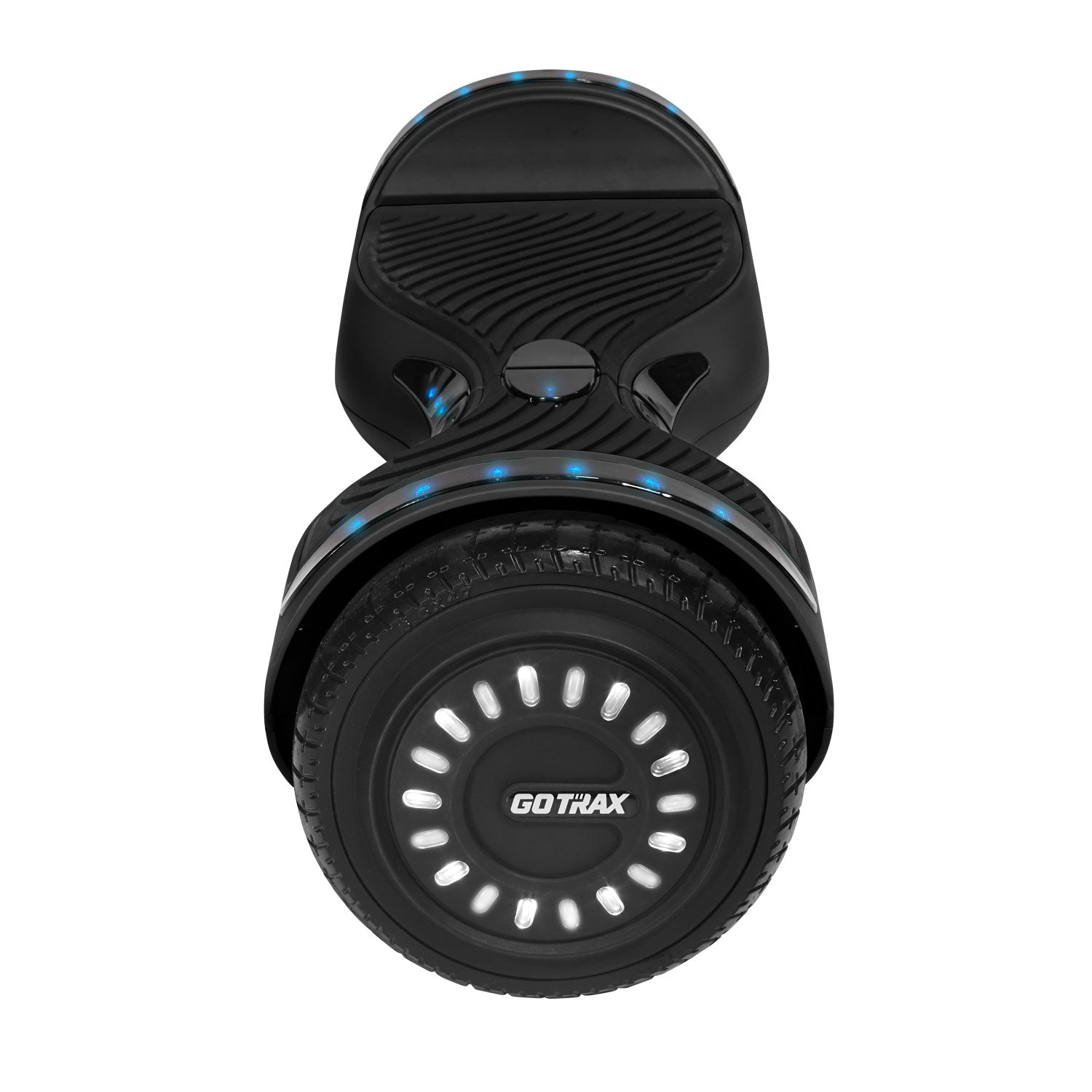 Black hoverfly E2 bluetooth hoverboard wheel image