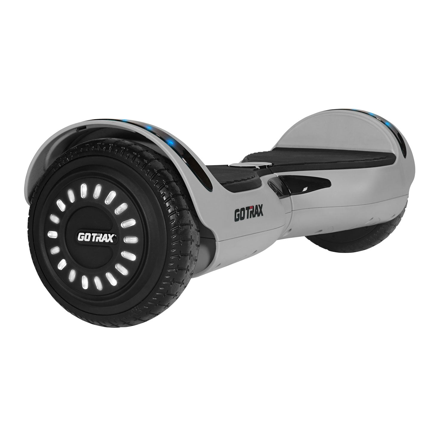 Silver hoverfly E2 bluetooth hoverboard main image