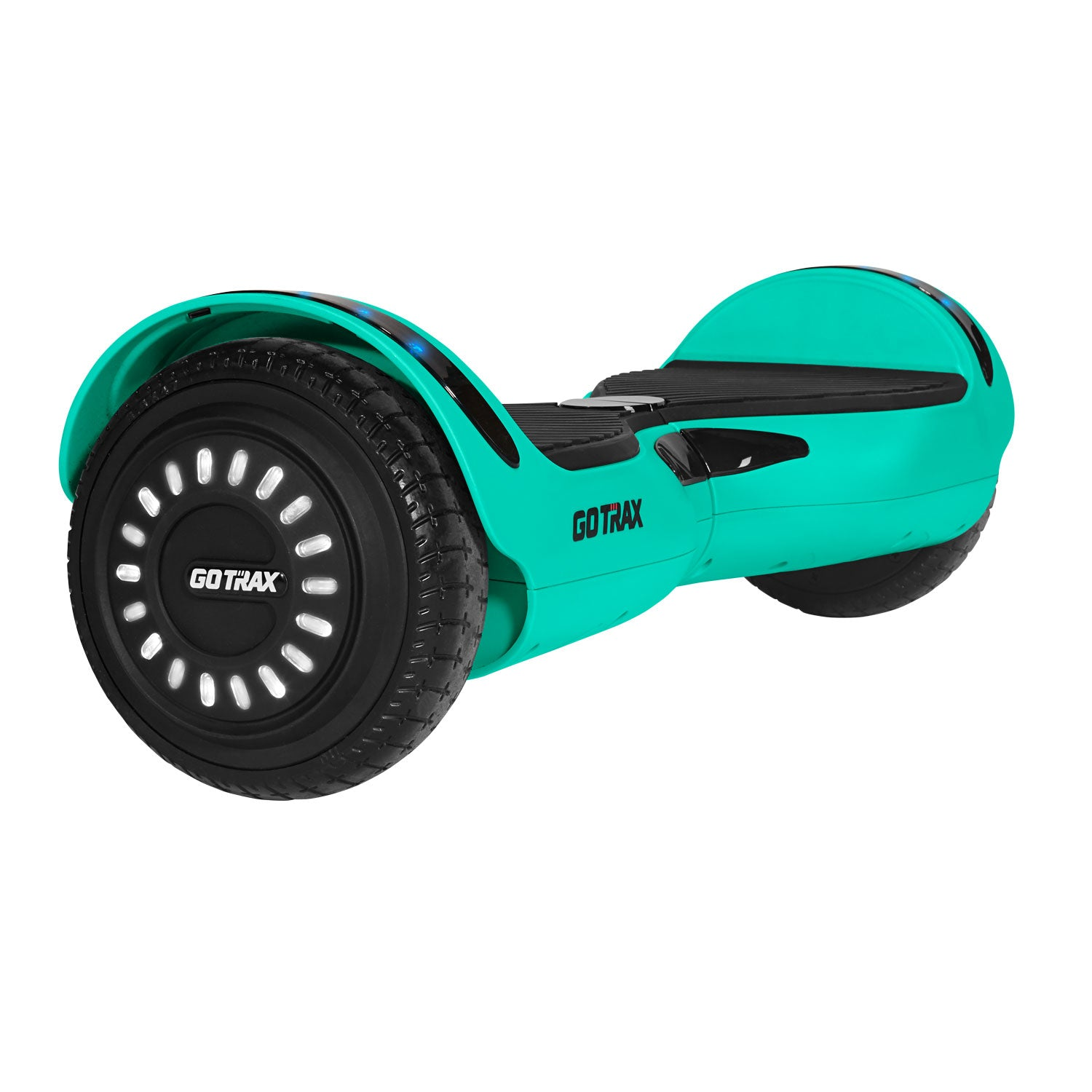 Teal hoverfly E2 bluetooth hoverboard main image