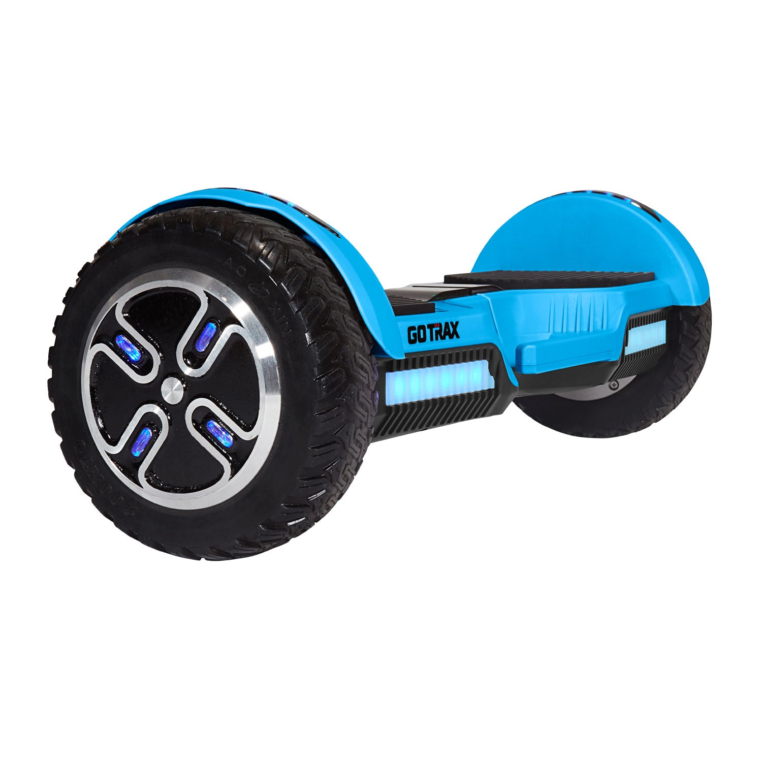 Blue Hoverfly E3 Hoverboard Main Image