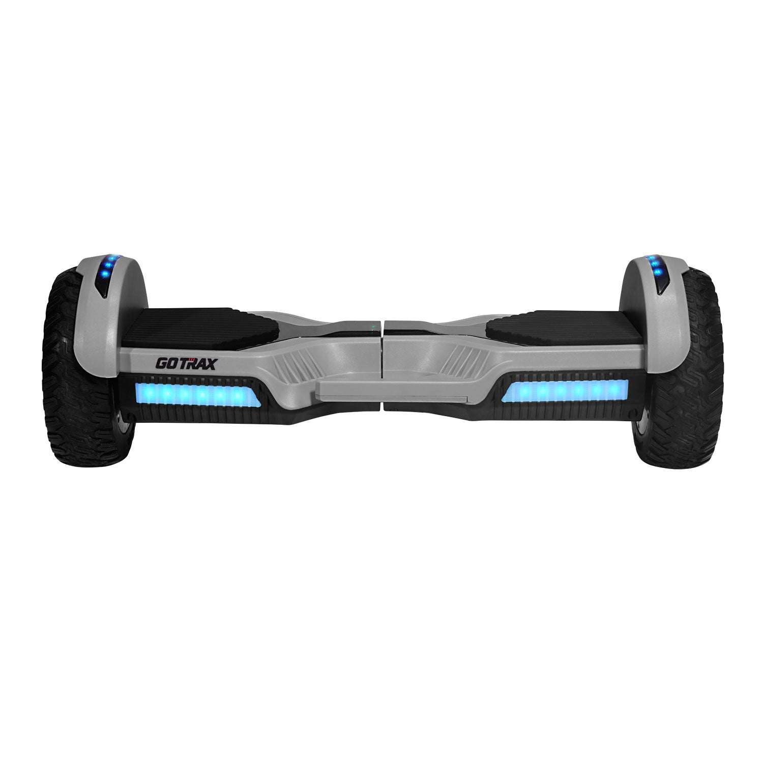 Gray E3 hoverboard front image