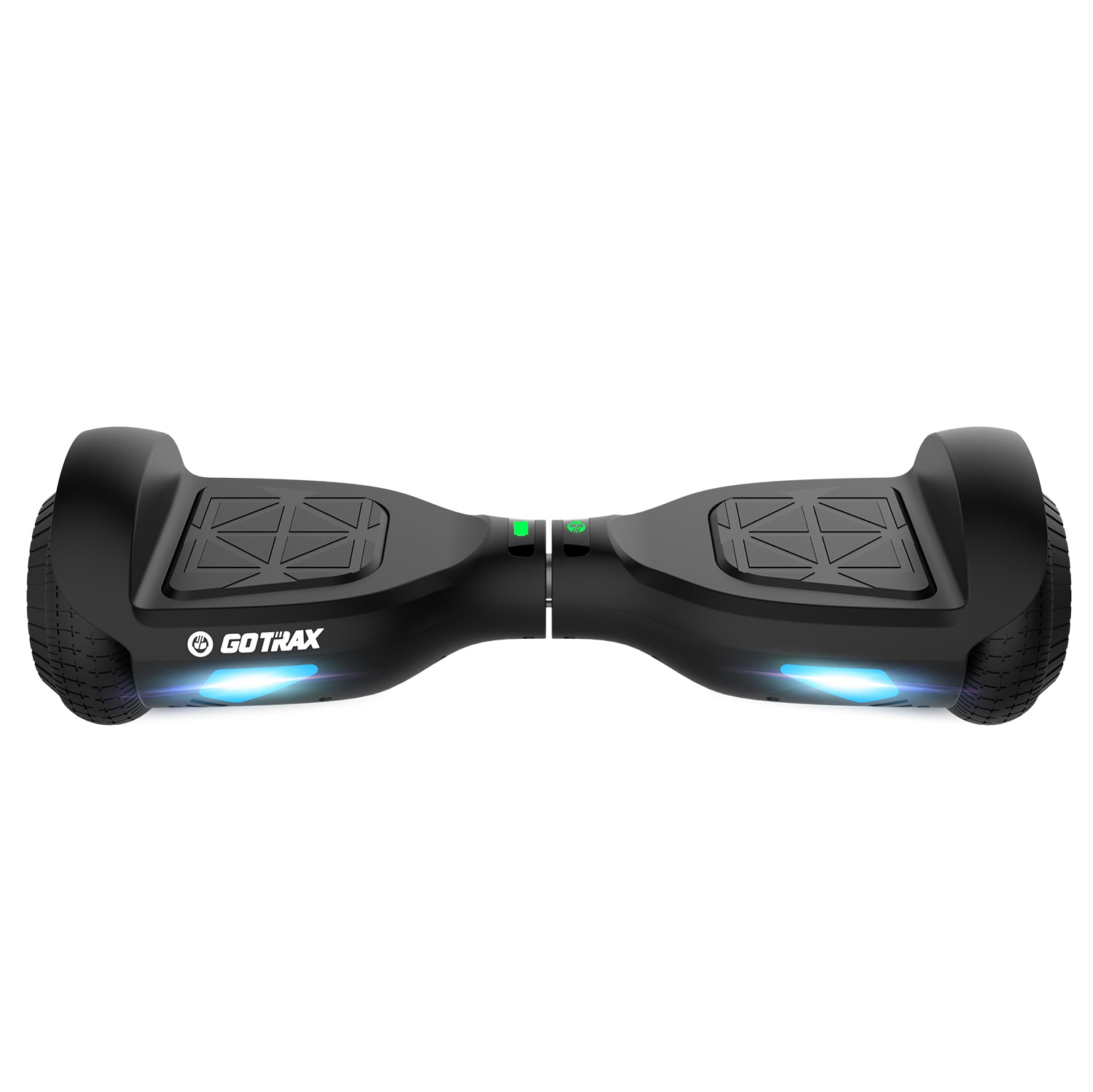 Black Edge Hoverboard Front Image