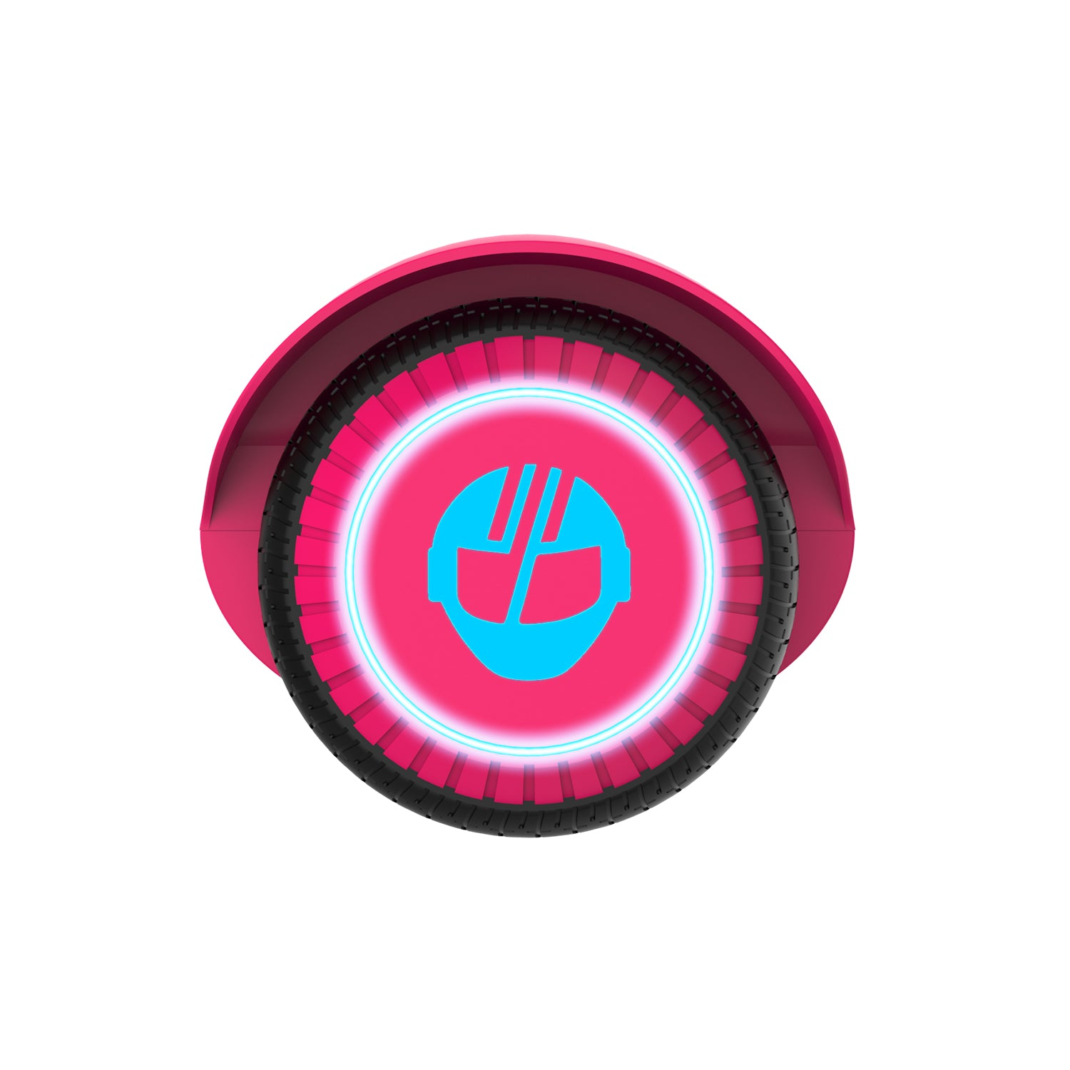 Pink Edge Hoverboard Wheel Image