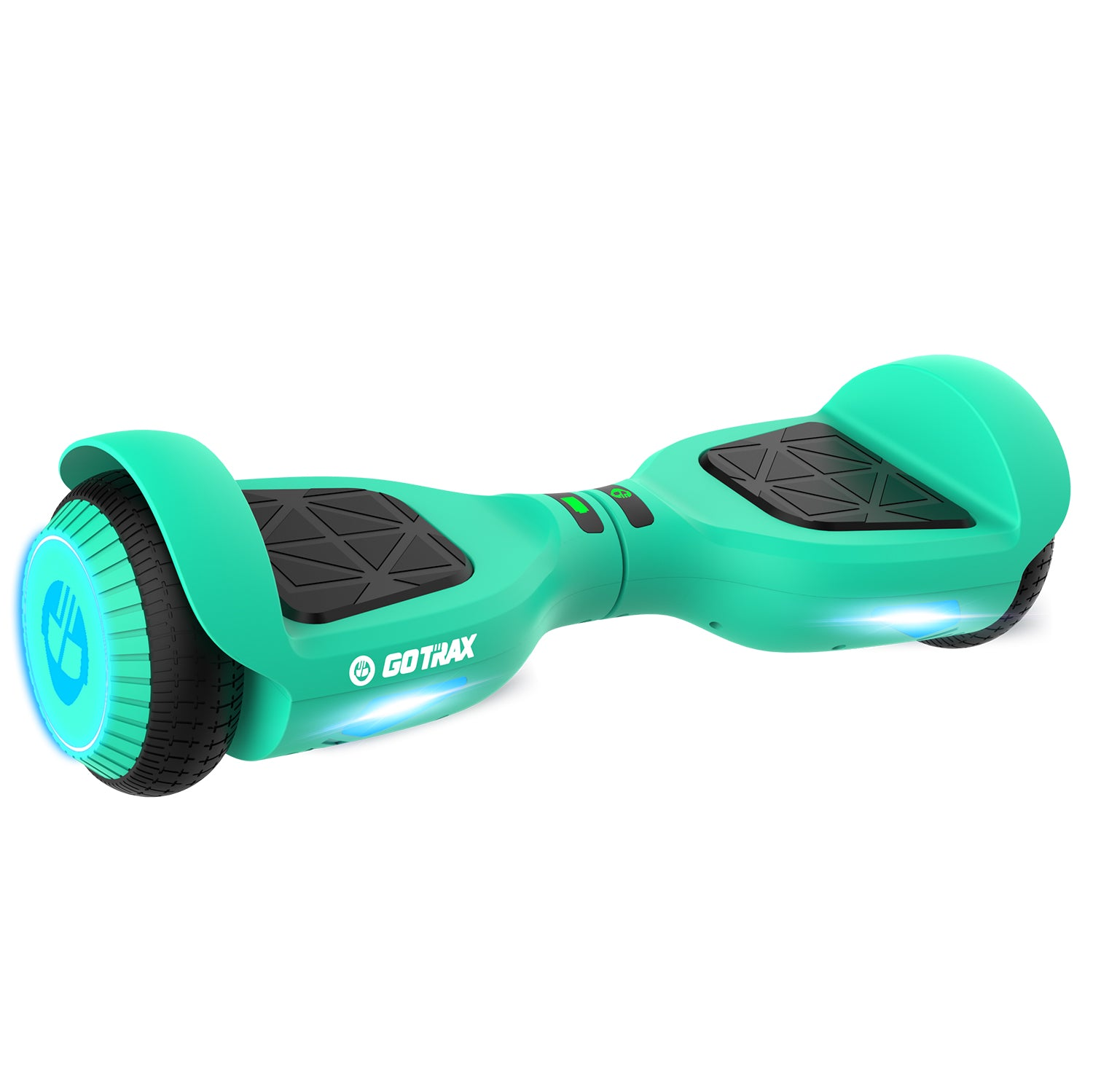 Teal Edge Hoverboard Main Image