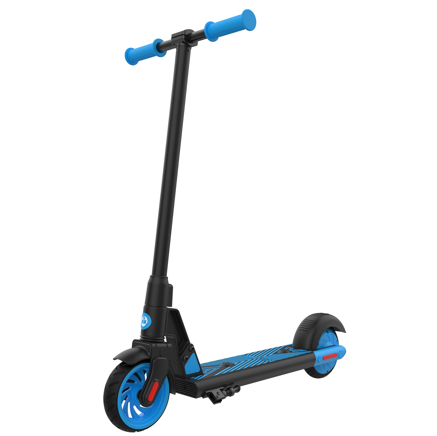 blue gks electric scooter for kids main image