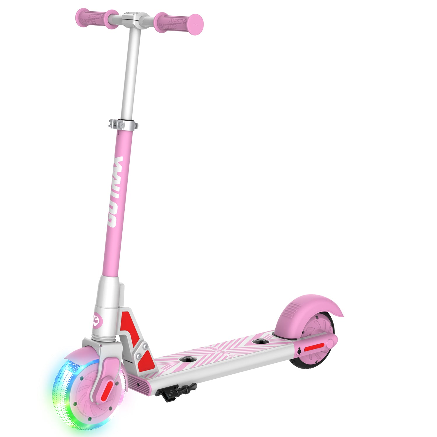 pink gks lumios electric scooter for kids main image