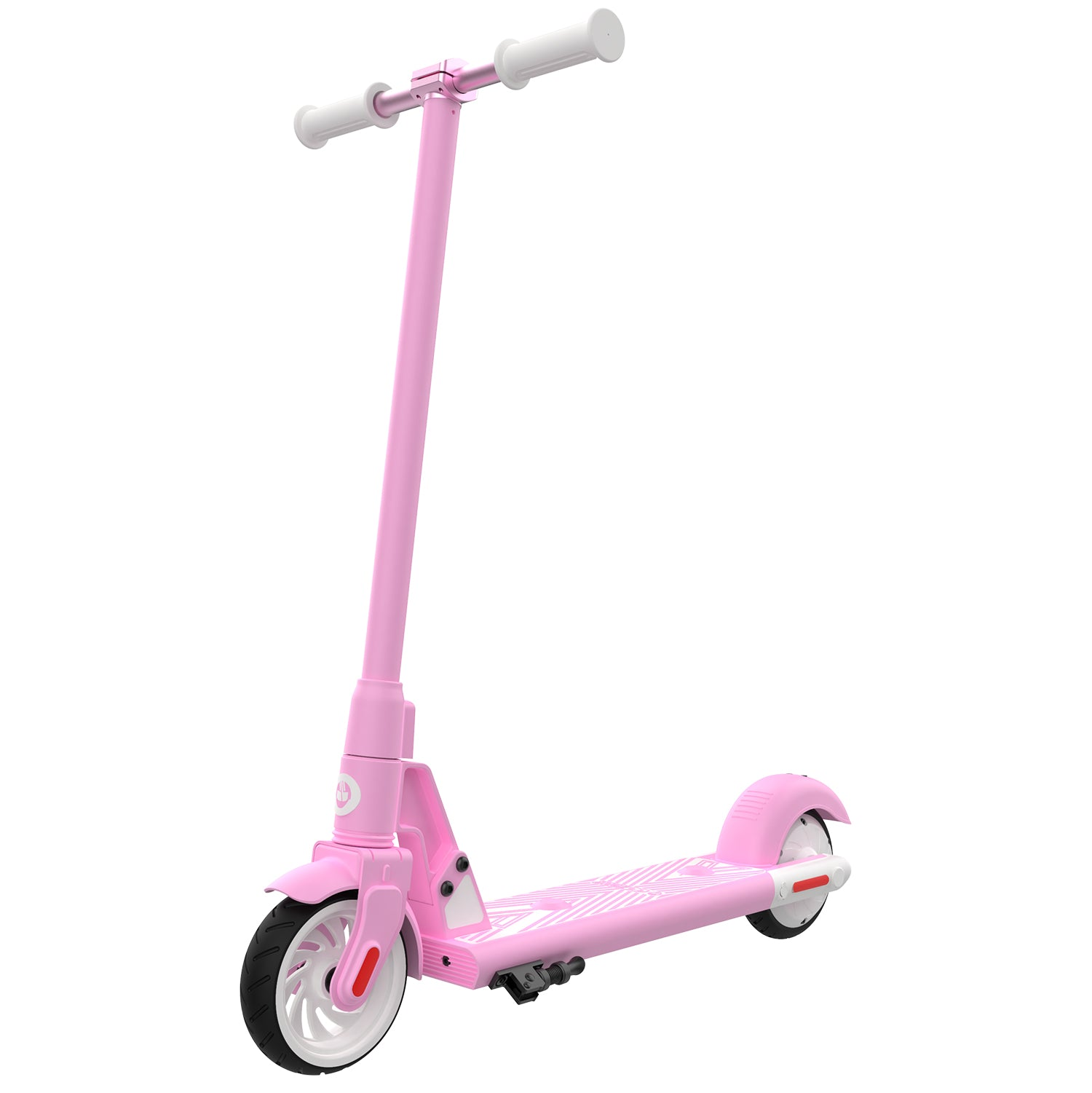 Pink gks electric scooter for kids main image