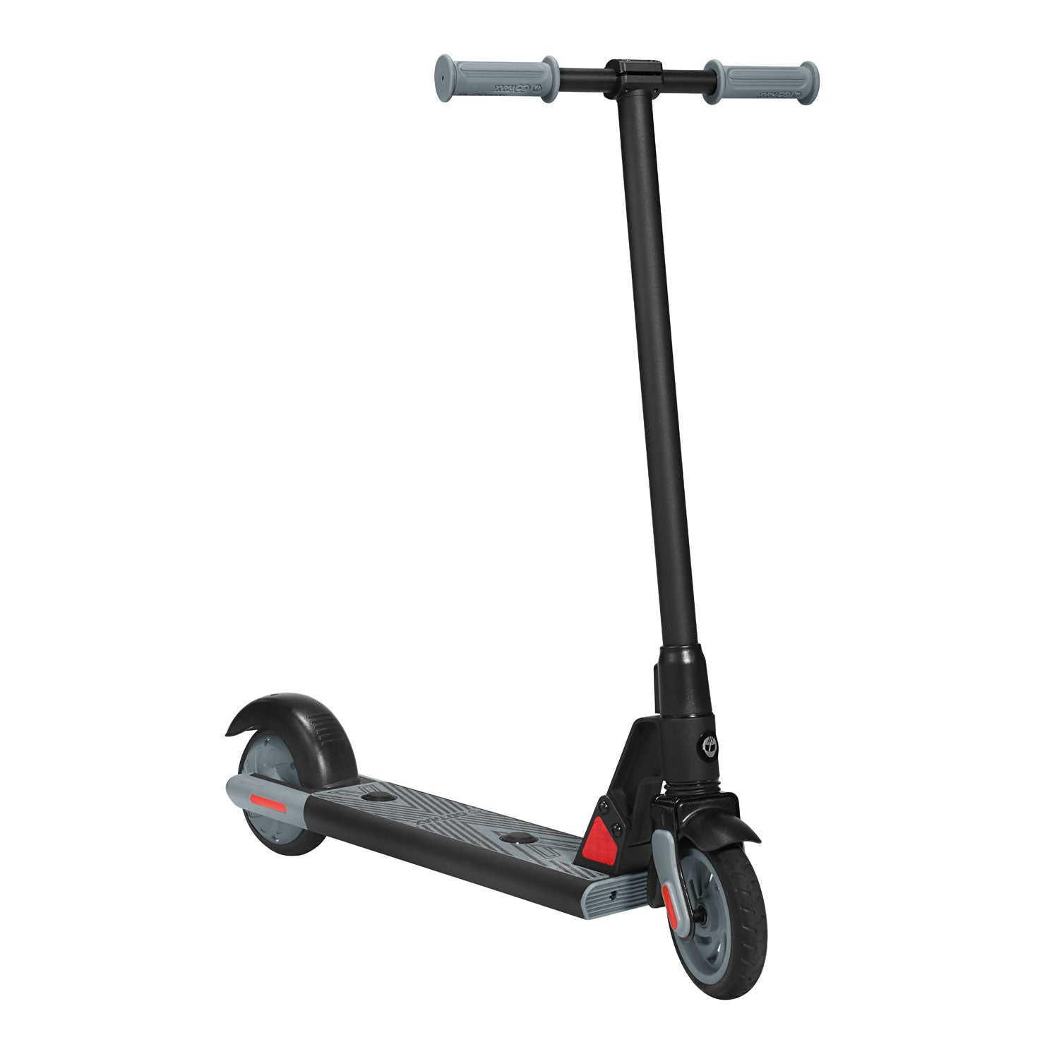 Black gks electric scooter for kids main image