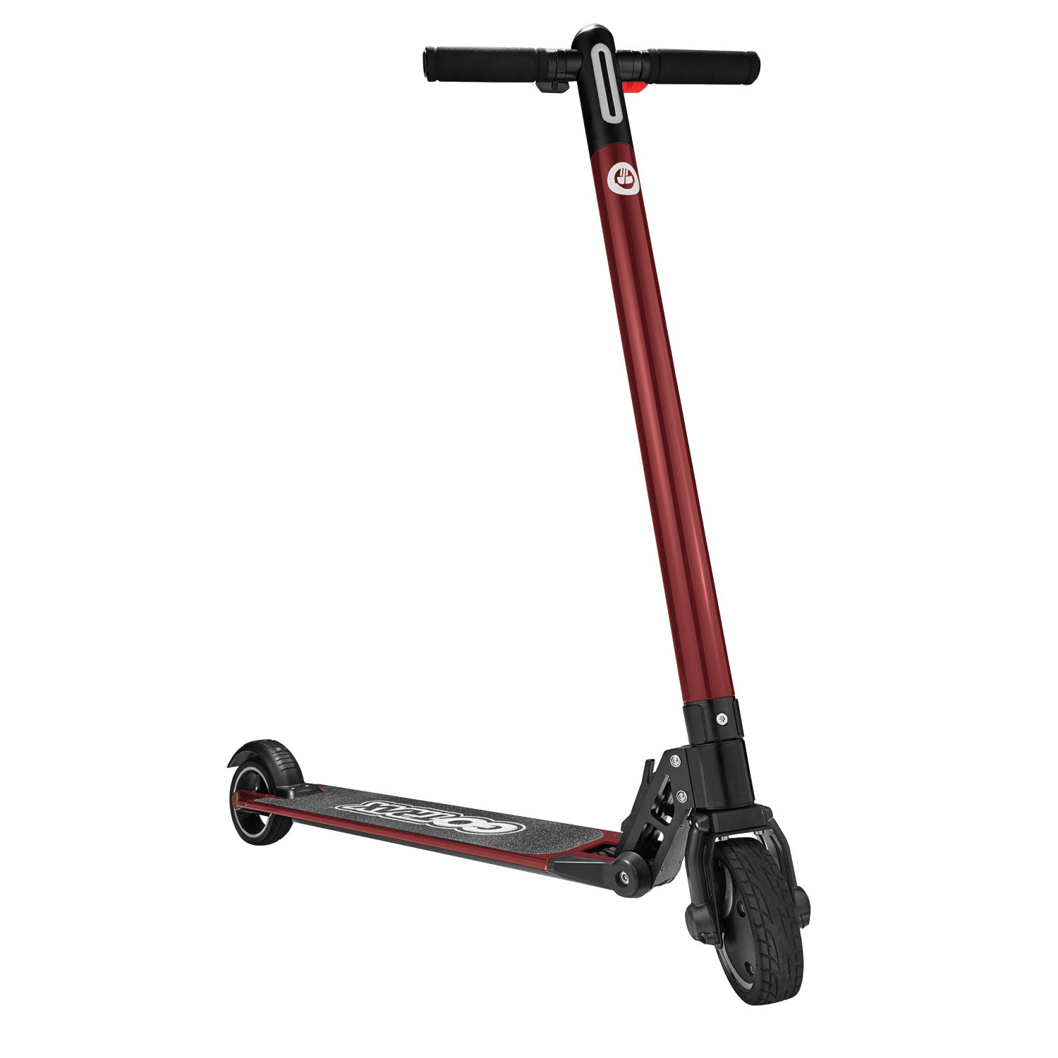 Red G1 Folding electric scooter