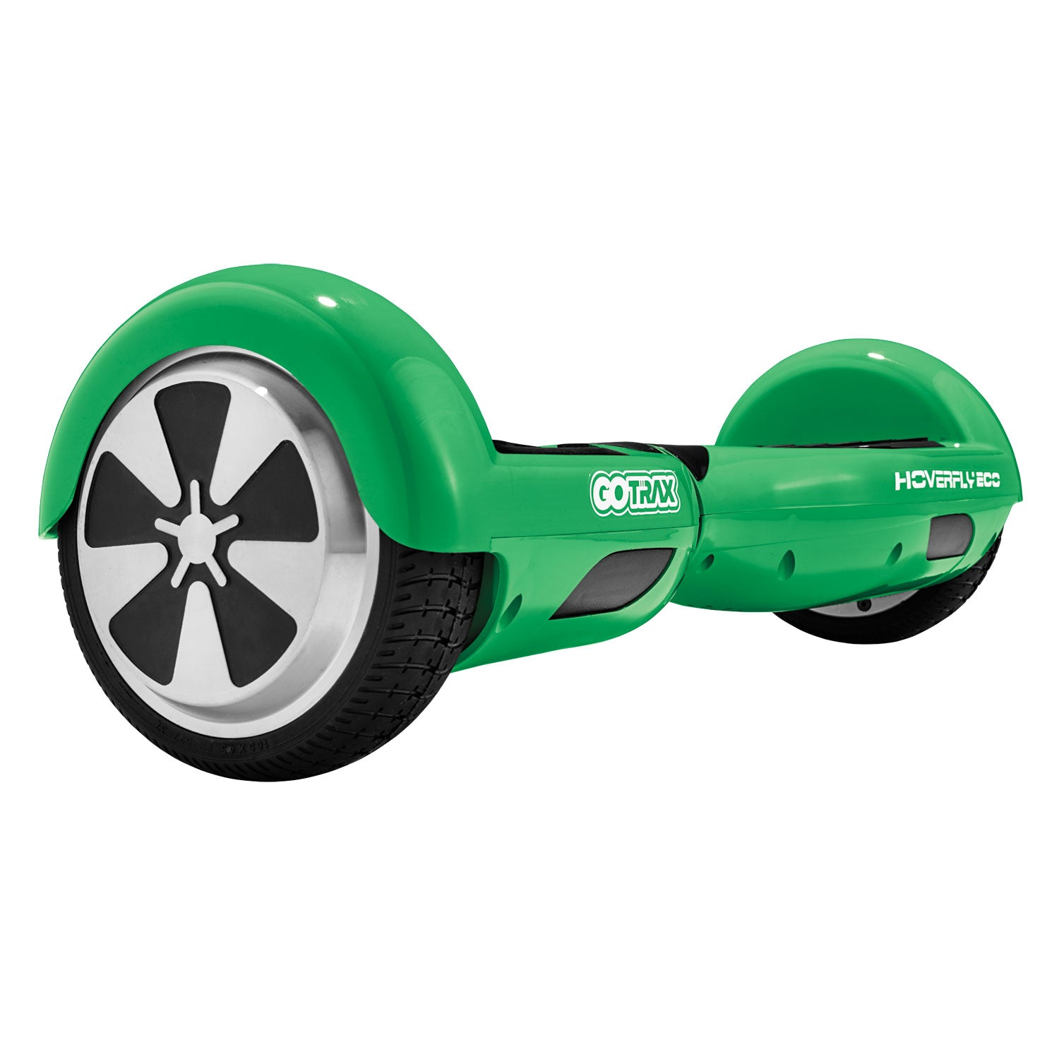 Green hoverfly eco hoverboard