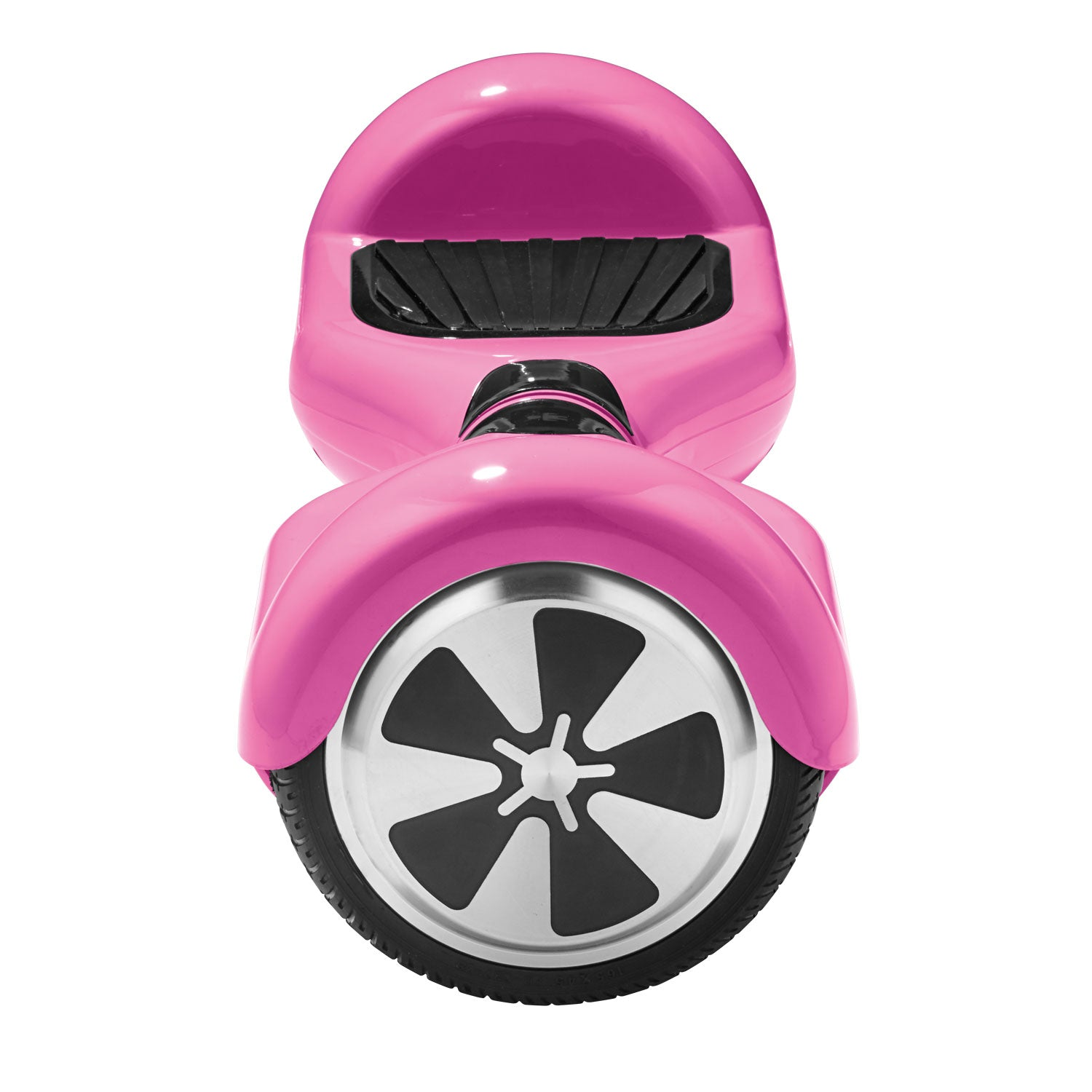 pink eco hoverboard side