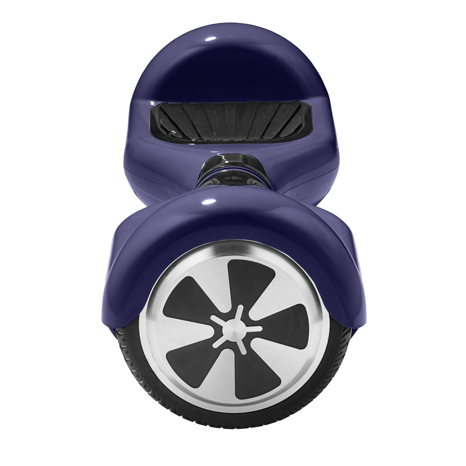 purple eco hoverboard side