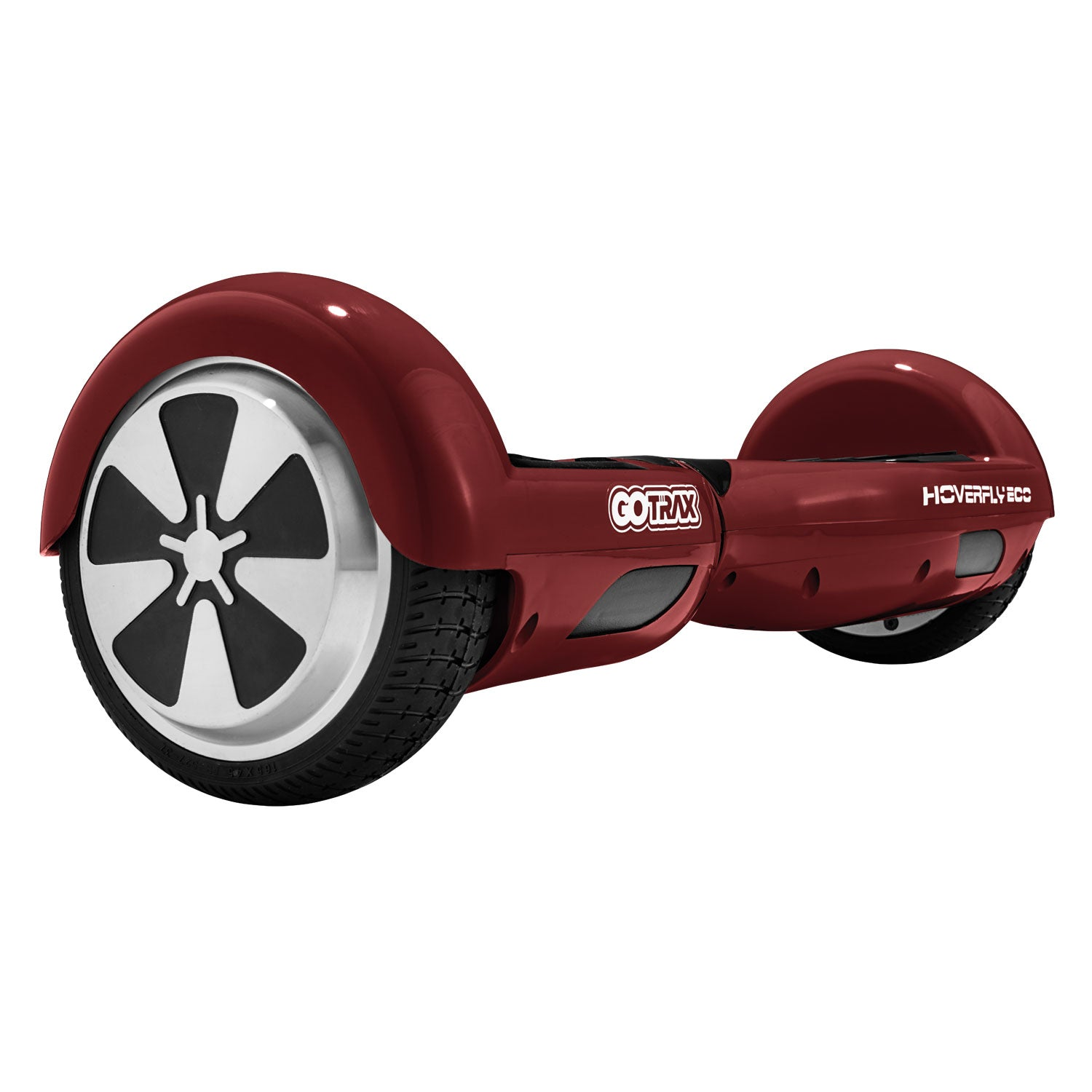 Red hoverfly eco hoverboard