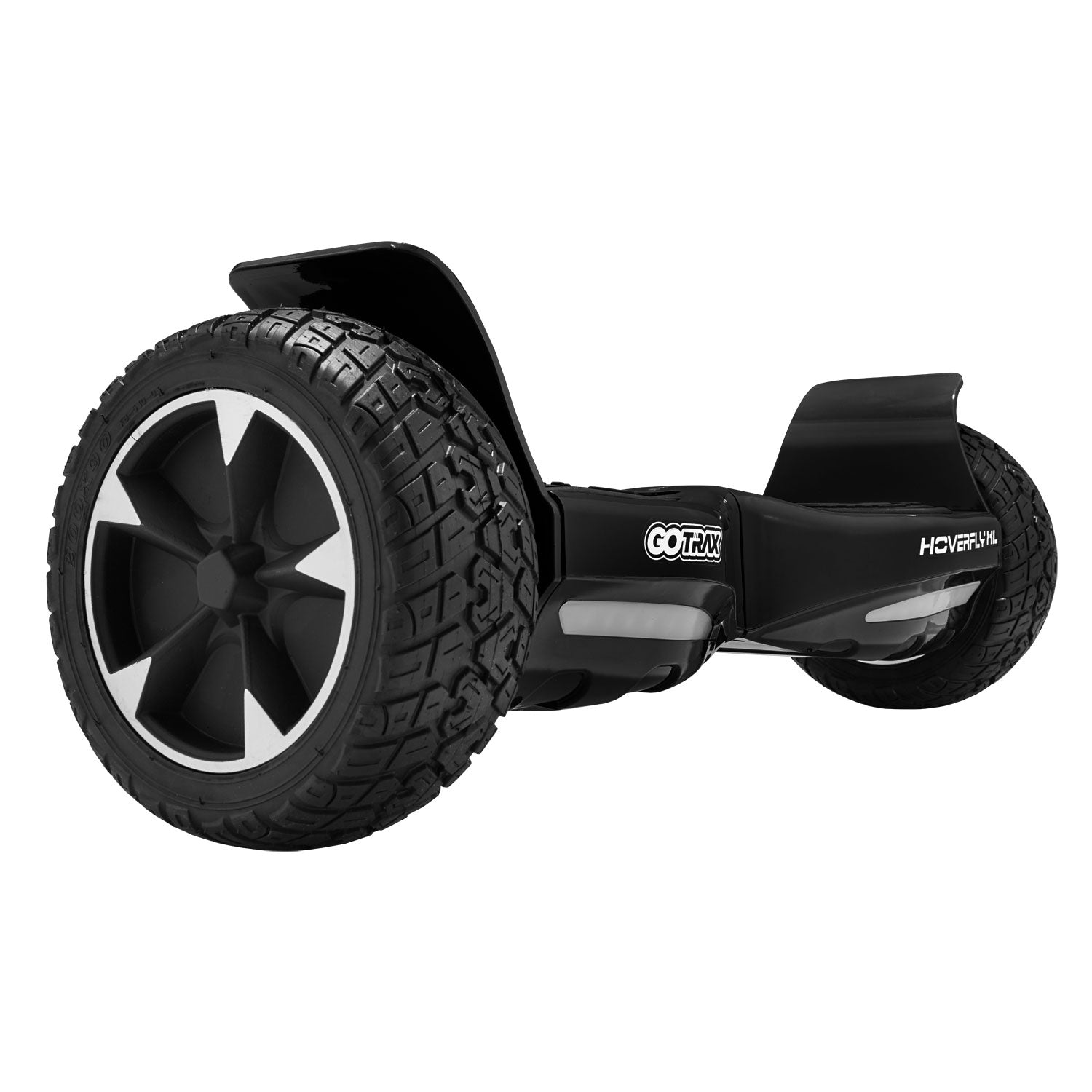 Black xl off road hoverboard