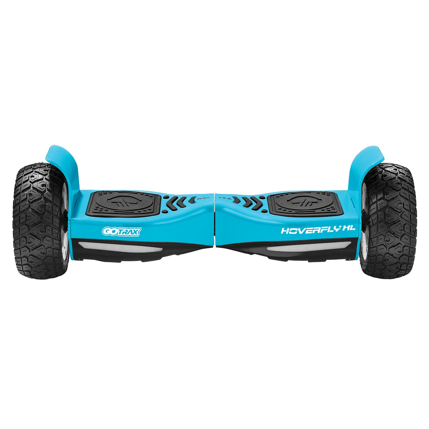 blue xl offroad hoverboard front view