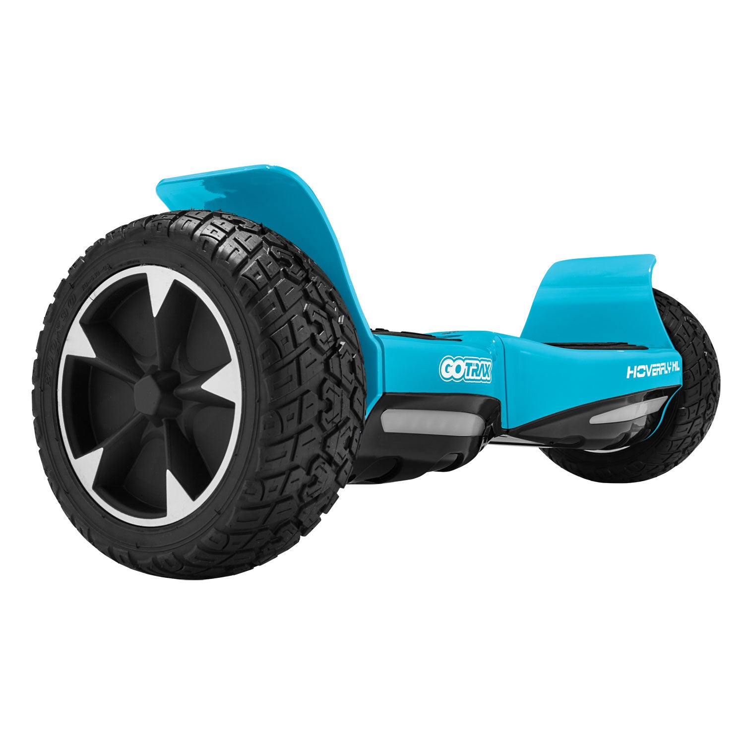 Blue XL off road hoverboard