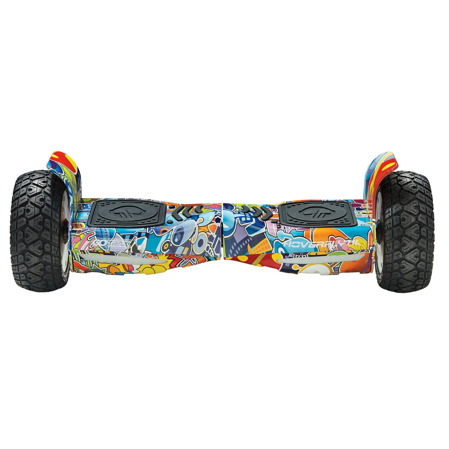 galaxy xl off road hoverboard Front