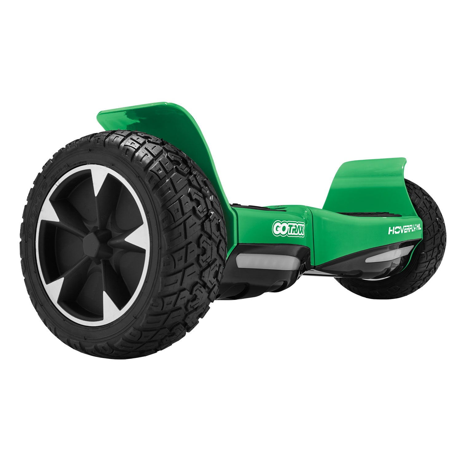 Green xl off road hoverboard