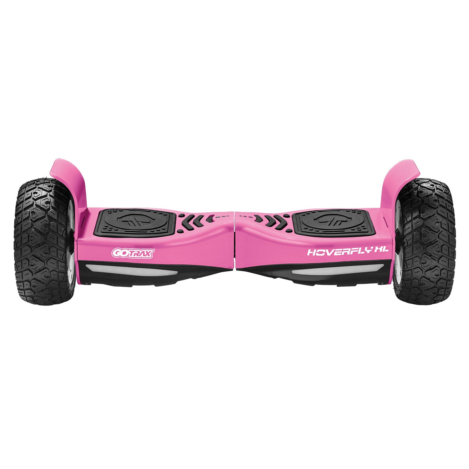 pink xl off road hoverboard Front