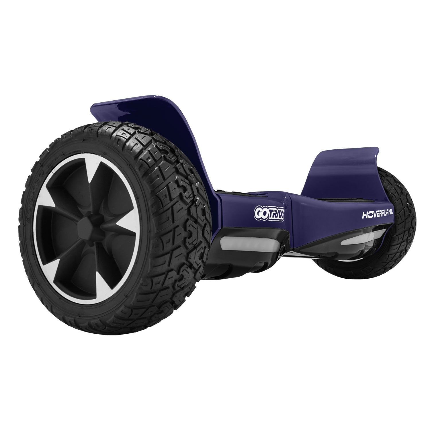 Purple xl off road hoverboard